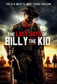 Os Últimos Dias de Billy the Kid Dublado