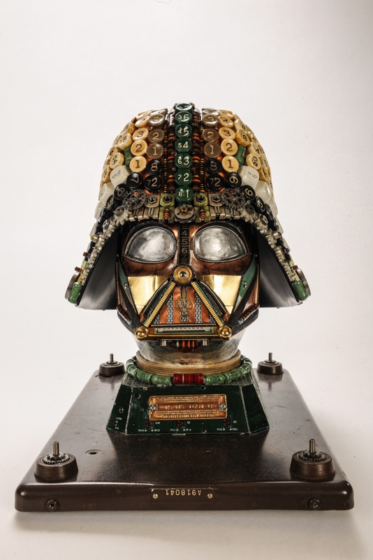 15-Upcycled-Darth-Vader-Gabriel Dishaw-Star-Wars-Environmentally-Friendly-Upcycling-and-Recycling-www-designstack-co