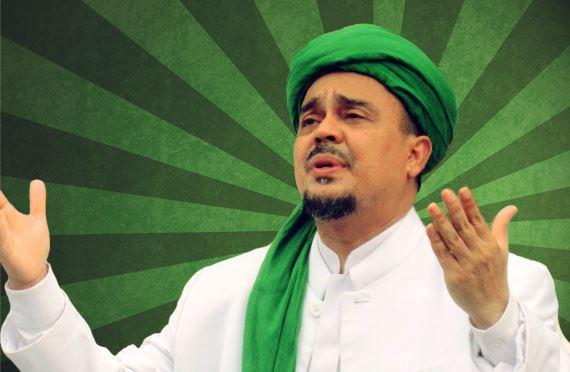 Masya Allah… Berkali-kali Mimpi Bertemu Habib Rizieq Syihab, Laki-laki Ini Putuskan Masuk Islam : kabar Terupdate Hari Ini