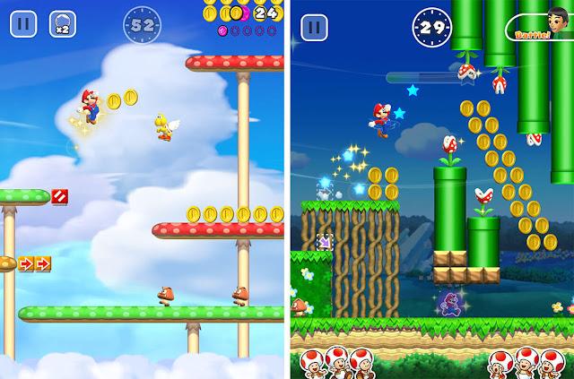تحميل لعبة Super Mario Run للاندرويد