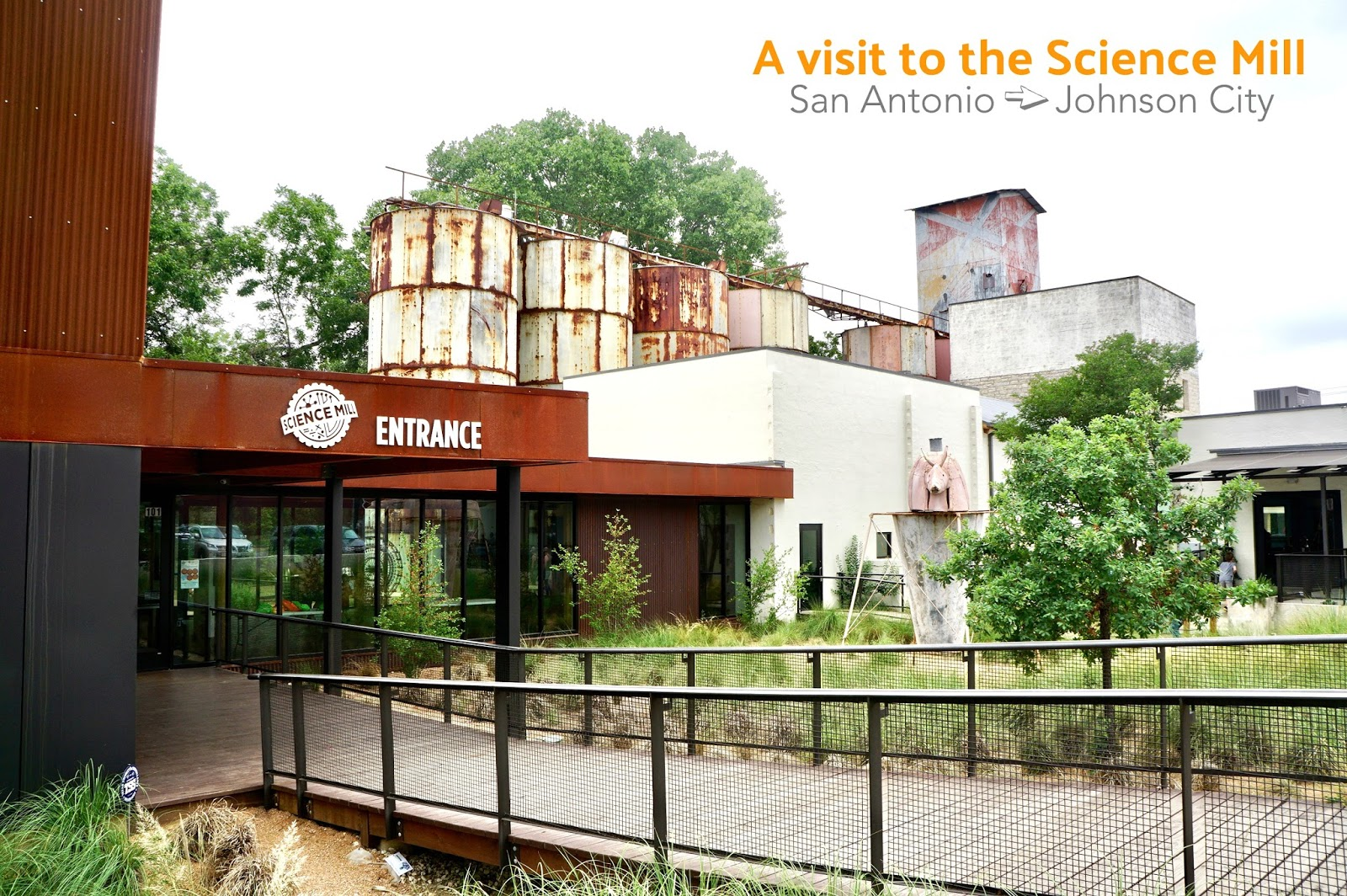 Texas Daytrips To Johnson City To Visit The Science Mill