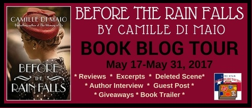Before the Rain Falls Book Blog Tour, Author Interview, and Giveaway #LoneStarLit