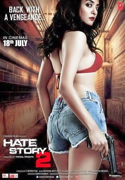 Hate Story 2 (2014) Hindi 720p WEB-DL 1GB Download