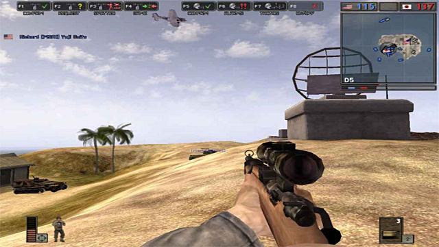 Battlefield 1942 - Image du Jeu