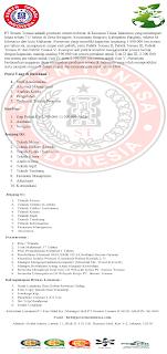 INFO Lowongan Kerja Terbaru Untuk PT.SEMEN TONASA