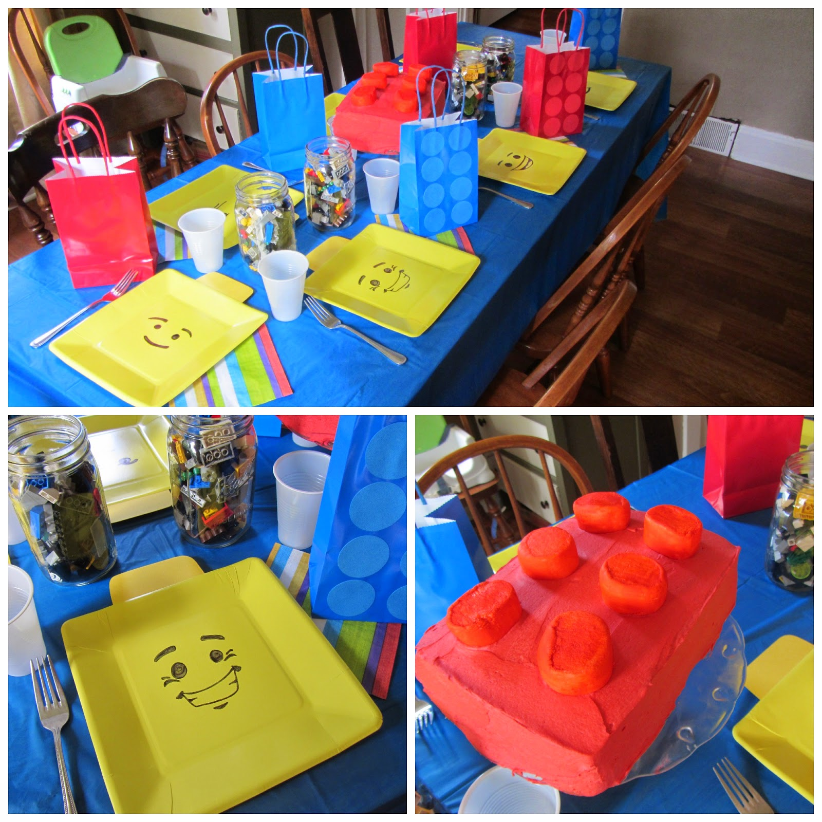The Unlikely Homeschool Lego Party