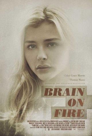 Brain On Fire 2017 English 720p WEB-DL 750MB