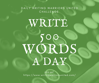 Writing Warriors Challenge