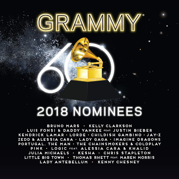 Various Artists - 2018 GRAMMY® Nominees Cover