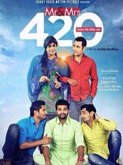 Mr & Mrs 420 Return (2018) Punjabi 720p DTHRip 1GB Download