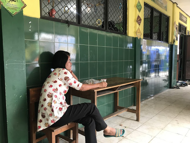 Harta Ludes Digulung Tsunami, Wanita Ini Trauma Lihat Ombak
