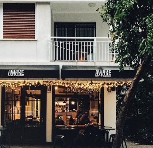 """AWAKE Coffee & Espresso"""