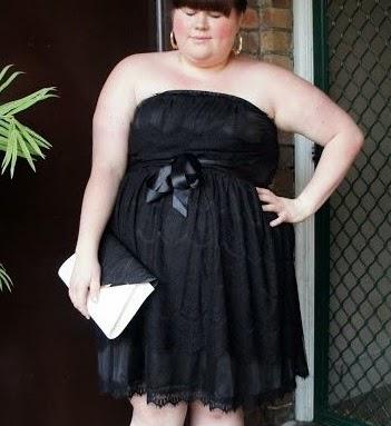 Vestido De Noche Para Gorditas Jovenes Peinados Dietas