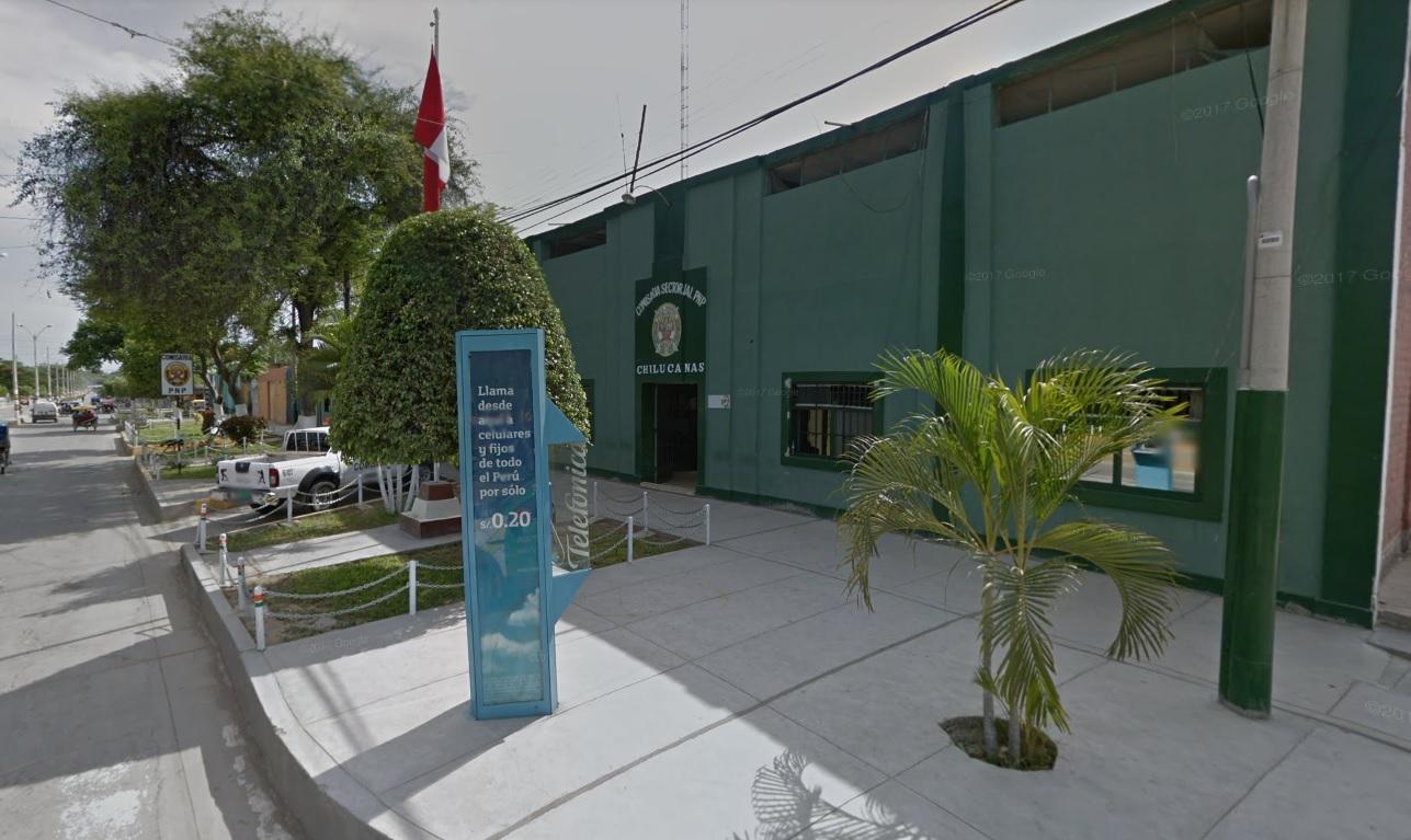 Comisaria PNP Sectorial Chulucanas