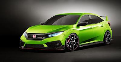 2019 Honda Civic Type R Prix, conception, spécifications et date de sortie Rumeurs - Le type R