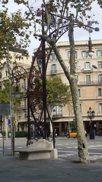 Plaza de Cataluña, Barcelona, España, Elisa N, Blog de Viajes, Lifestyle, Travel