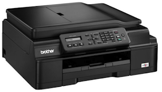 Brother MFC-J200 Driver for windows, linux, mac os x