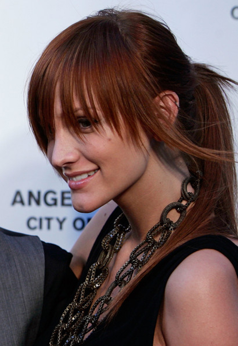 Dark brown hair color for black highlighting and widescreen ashlee simpson auburn hair computer high quality
