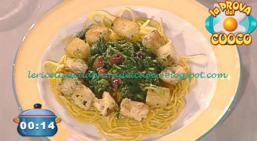 Frittata di pasta del Convento ricetta Marretti da Prova del Cuoco
