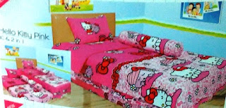Lady rose disperse Hello kitty pink