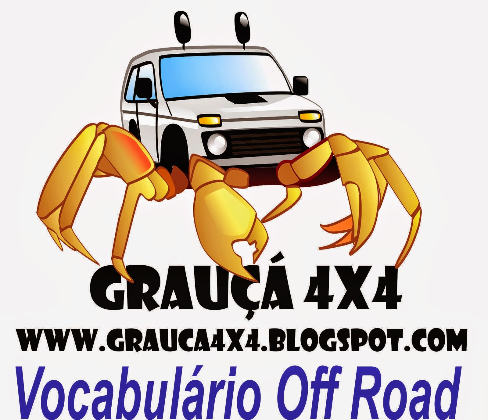 Vocabulário Off Road