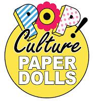 Pop Culture Paper Dolls