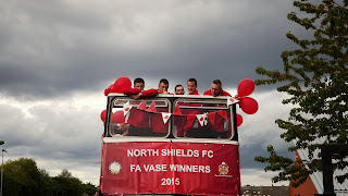 North Shields FC Victory Parade 2015, NE29 North Tyneside Darren Persson stadium @Ralph Gardner  Park, North Shields FA Vase Wembley Northumbrian Images Blogspot Photos Newcastle and North East England Curva Nord, North Shields Ultras,North East, England,Photos,Photographs