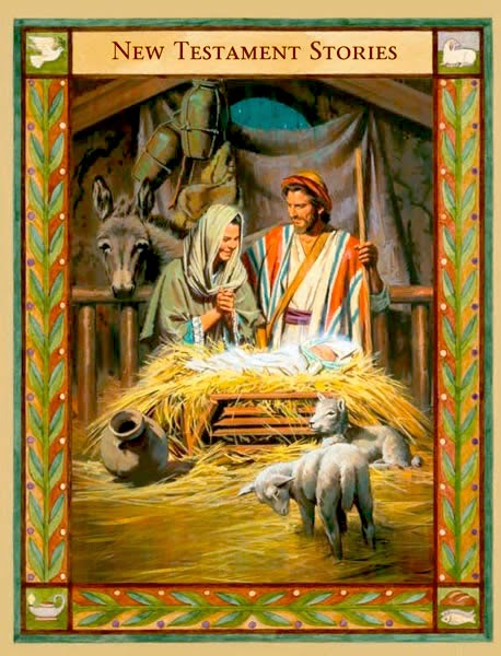 LDS Church Offers Free Illustrated Scripture Stories | LDS365