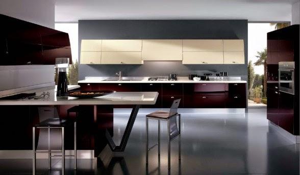 Modern Italian Kitchen Designs 6