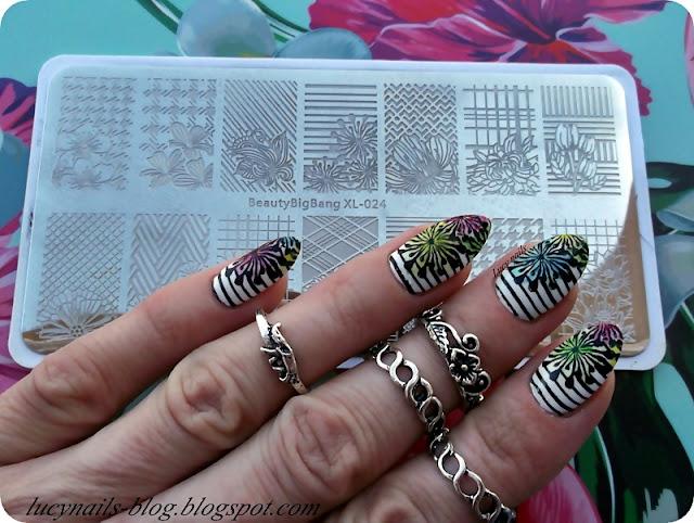 nailart-flowers