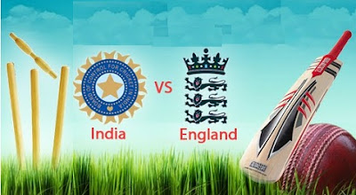 Watch live cricket score India vs England