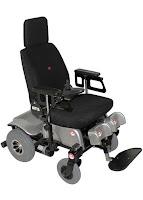 Pristine Flex Ostrich Mobility Wheelchair