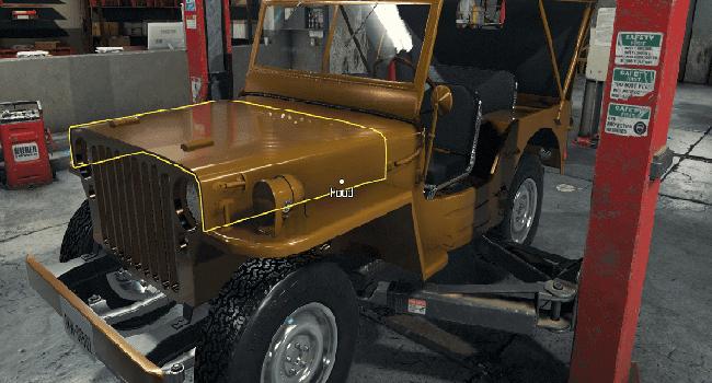 تحميل لعبة car mechanic simulator 2018 بحجم صغير للكمبيوتر