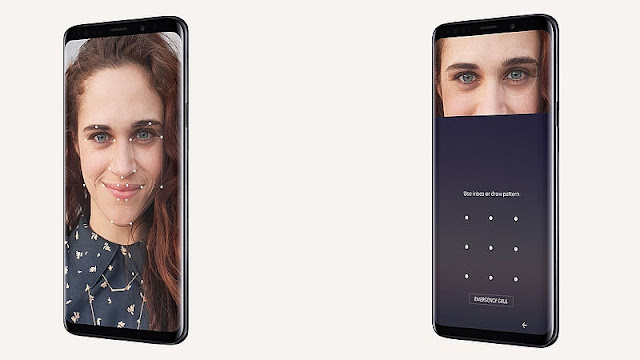 Researcher : Samsung Galaxy S9's Intelligent Scan Tech Is Faster but Not More Secure