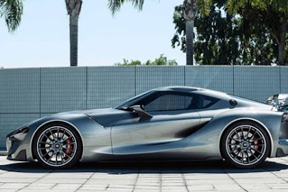 2019 Toyota Supra Specs, Price and Release Date