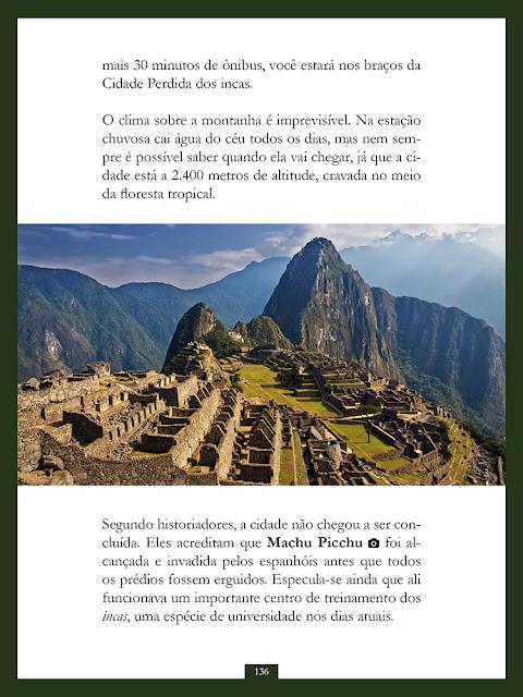 Guia Peru: Lugares Incríveis - para organizar a sua viagem ao fantástico Peru!