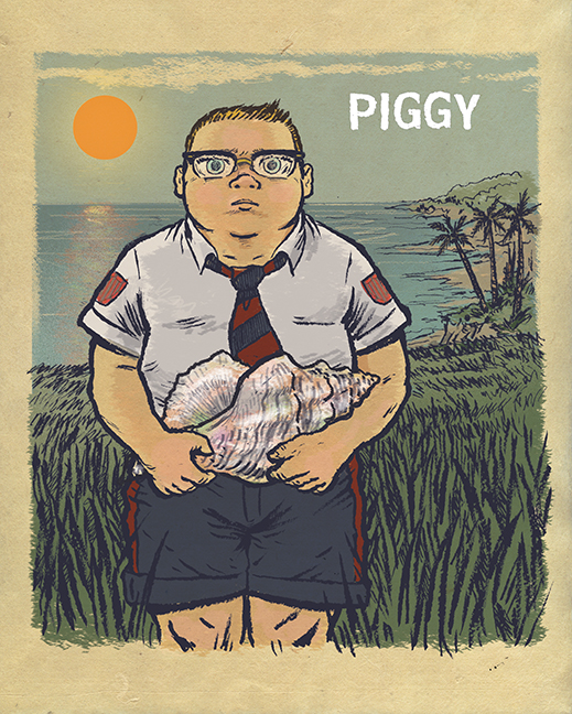 characterization piggy novel lord flies Lord of the flies - character essays: over 180,000 lord of the flies - character essays, lord of the flies - character term papers, lord of the flies - character research paper, book reports 184 990 essays, term and research papers available for unlimited access.