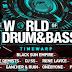 The World of Drum&Bass, Москва, 17.09.16
