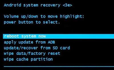 Cara Mudah Hard Reset Semua HP Smartfren Andromax 100% Berhasil