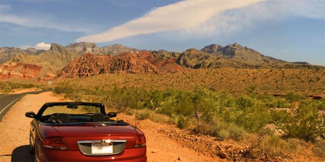 Viagem Grand Canyon Estrada