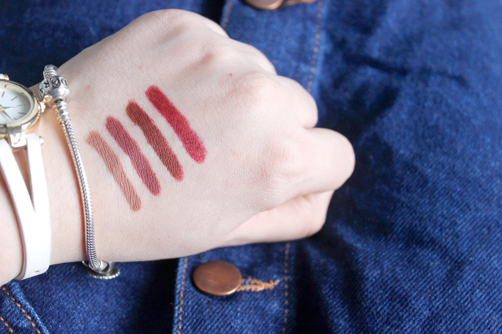 See The Stars - ebay liquid lipstick review