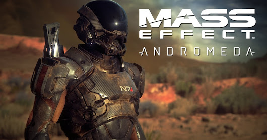Mass Effect Andromeda PC Game Free Download Full