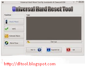 Universal Hard Reset Tool Free Download For All Android Phones/Tablets