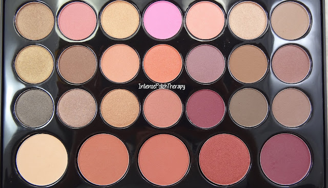 Blushed Neutrals | BH Cosmetics