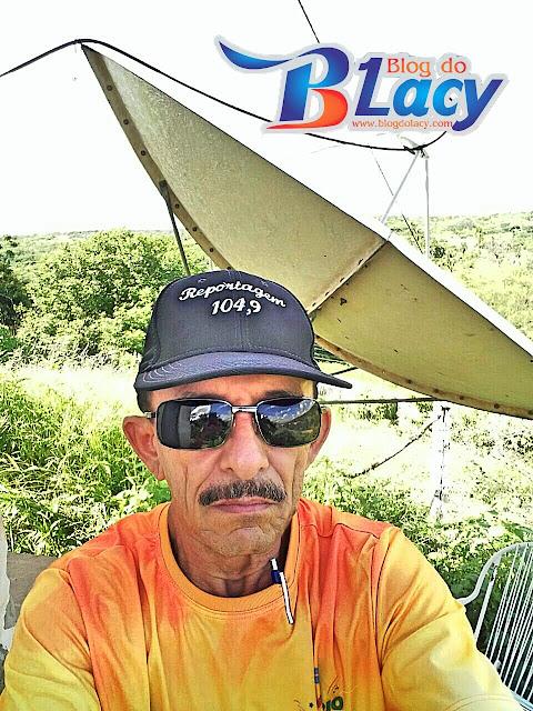 RADIALISTA DEUSIMAR OLIVEIRA REIVIDICA MANUTENÇÃO DO SINAL DE TV