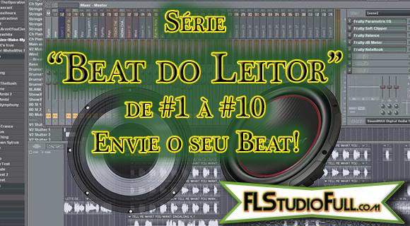 Série Beat do Leitor de #1 à #10 - Envie o seu!