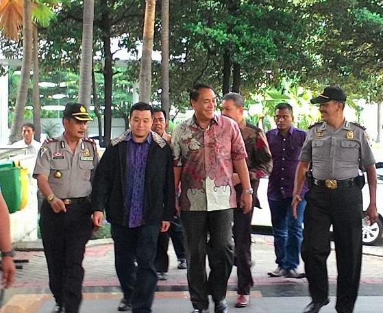 Dirut Agung Sedayu Group Dikawal Ketat Bodyguard