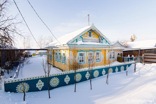 дом муслюмово