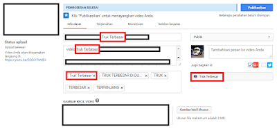 Cara Rename File RAW Video Youtube