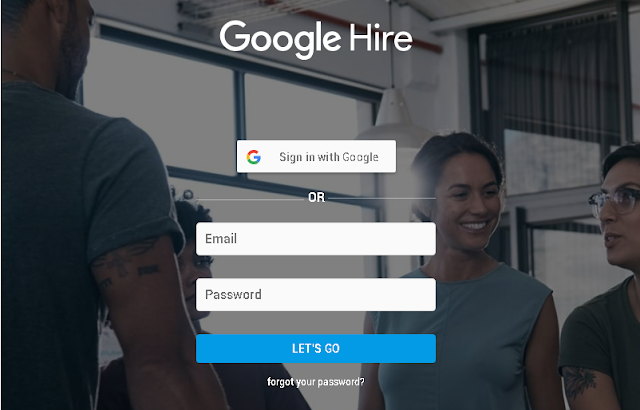 Google Hire Untuk Pencari Kerja Baru